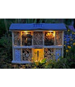 """Shabby Chic Solar Insektenhotel """"Landsonne"""""""