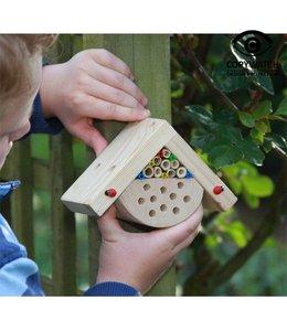 Insektenhotel - Geschenkset für Kinder