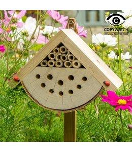 Wildlife World Marienkäferhotel - Winterquartier für Marienkäfer