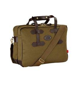 "Chapman Bags Chapman ""Pilot Bag"" Deep Olive"