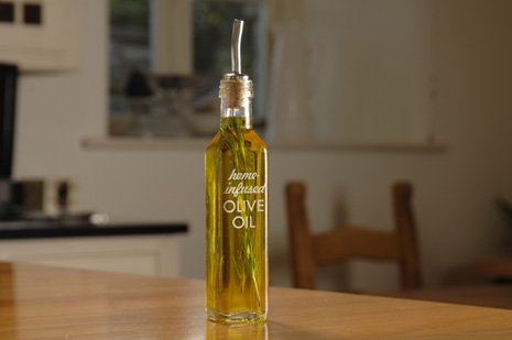 Burgon & Ball Olivenöl-Flasche