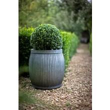 """Gartendekoration Landhausstil Pflanztopf """"Vence"""" 2er Set"""