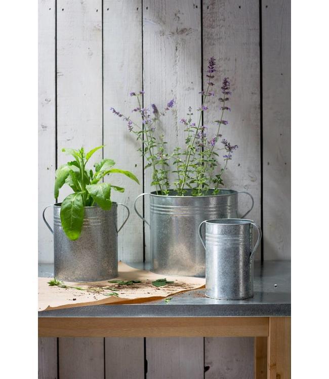 Garten Traditionelle Pflanztöpfe aus England, 3er Set