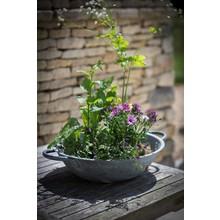 Gartendekoration Landhausstil Vielfältig einsetzbar: Für kühle Getränke oder als Pflanzschale