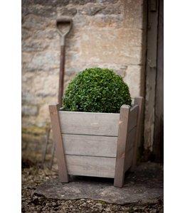"""Garten Holz Pflanzkübel """"Kingham"""" klein"""