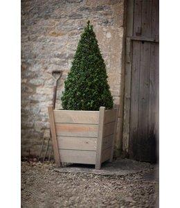 "Holz Pflanzkübel ""Kingham"" groß"