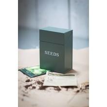 Villa Jähn Garten Kollektion Saat-Box für Ihre selbst gesammelten Saaten