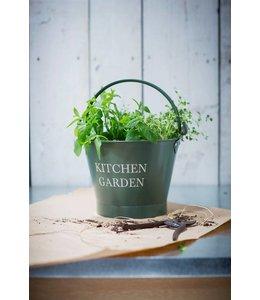 """Küchen-Eimer Landhaus """"Kitchen Garden"""""""