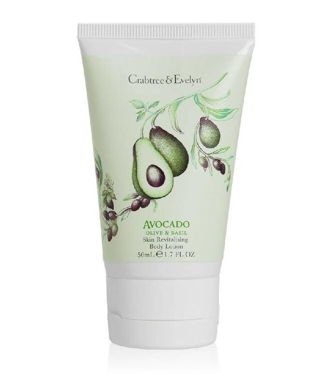 Crabtree & Evelyn Avocado, Olive & Basil Bodylotion 50ml