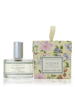 Crabtree & Evelyn Summer Hill Eau de Toilette 60 ml