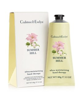 Crabtree & Evelyn Summer Hill Hand Therapy Handcreme 100g