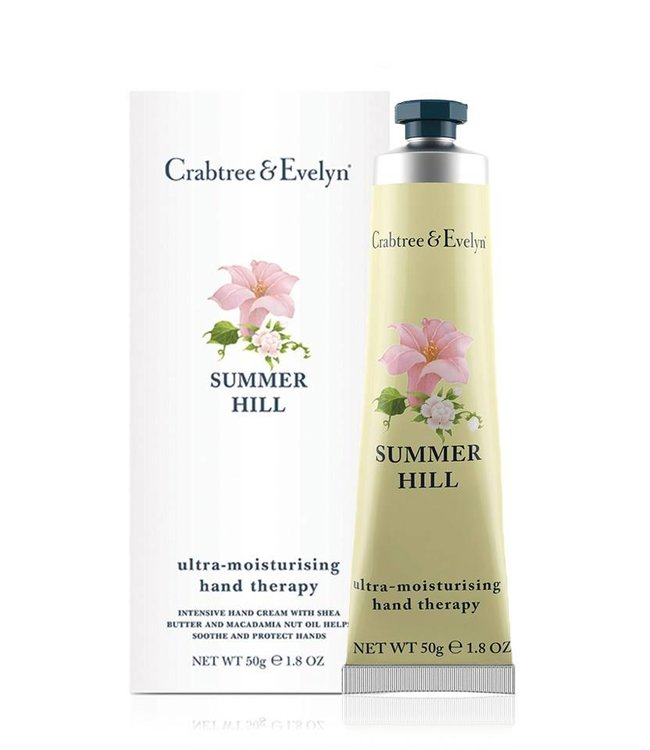 Crabtree & Evelyn Summer Hill Hand Therapy Handcreme 50g