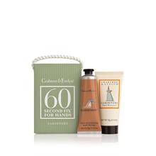 Crabtree & Evelyn Gardeners Mini 60 Second Fix Kit Handpflegeset