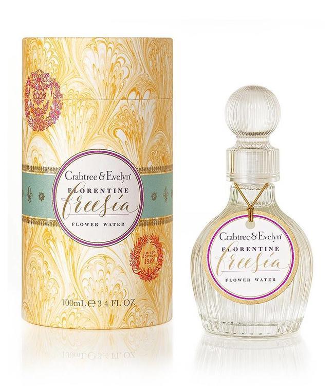 Crabtree & Evelyn Blütenwasser Florentinische Freesie