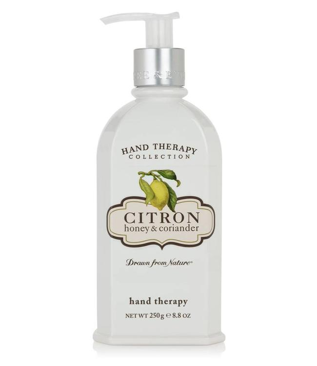 Crabtree & Evelyn Citron, Honey & Coriander Hand Therapy Handcreme 250 g
