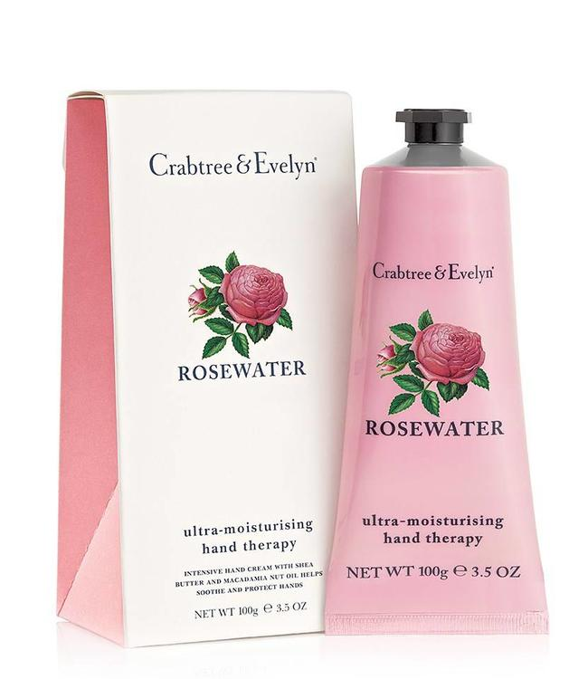 Crabtree & Evelyn Rosewater Hand Therapy Handcreme 100g