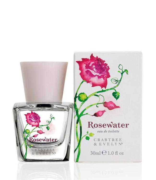 Crabtree & Evelyn Rosewater Eau de Toilette 30 ml