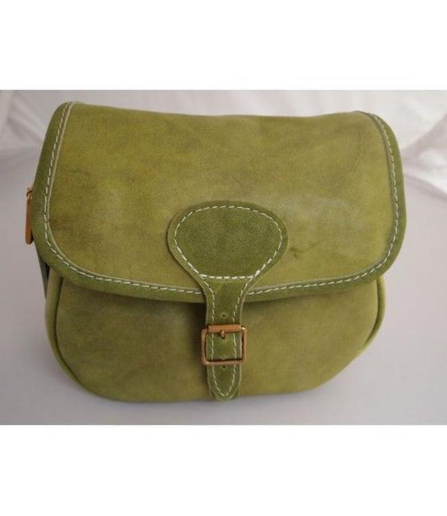 "Tasche ""Grain Leather Cartridge Bag"""