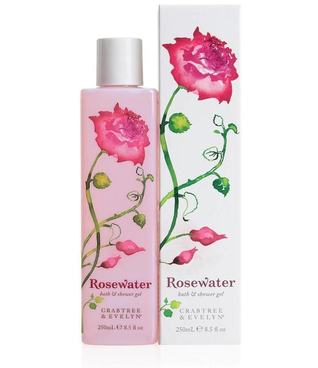 Rosewater Duschgel 250ml