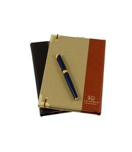 Chapman Notizbuch Leder, British Country Style