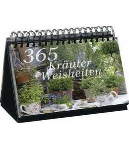 Gartenbücher 365 Kräuterweisheiten