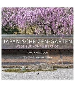 Shabby Chic Japanische Zen-Gärten