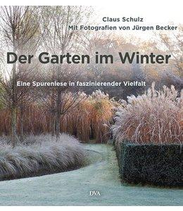 Shabby Chic Der Garten im Winter