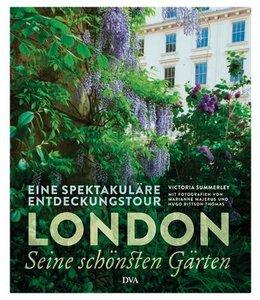 Shabby Chic London – seine schönsten Gärten