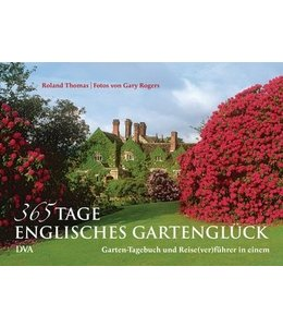 Shabby Chic 365 Tage englisches Gartenglück