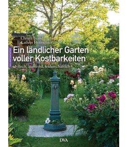 Landhaus Ein ländlicher Garten voller Kostbarkeiten