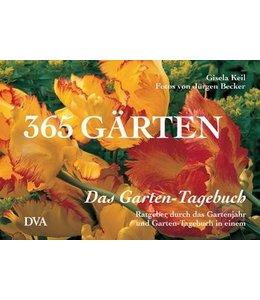 Shabby Chic 365 Gärten – Das Garten-Tagebuch