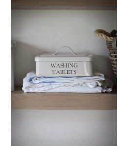 Aufbewahrungsbox für Waschmittel