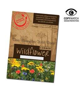 Garten BIO Wildblumensamen für Bienen, Vögel, Schmetterlinge