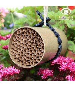 Garten Nistbehausung für Wildbienen
