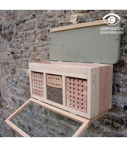 Professionelles Bienenhaus