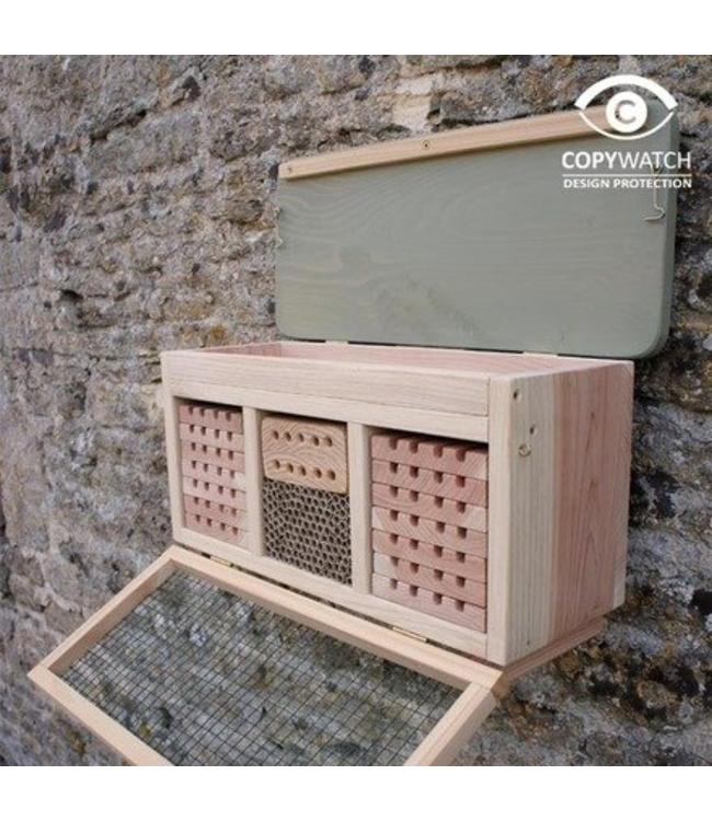 Wildlife World Professionelles Bienenhaus