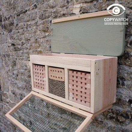 Wildlife World Professionelles Bienenhaus