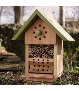 Garten Bienenstock für Solitärbienen
