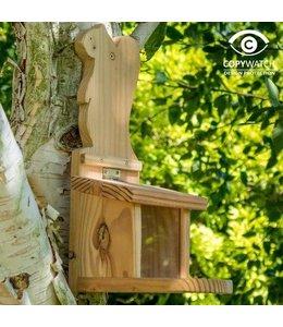 Wildlife World Eichhörnchen Futterhaus