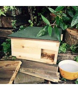Wildlife World Futterhaus für Igel