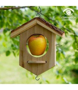 Garten Apfel-Futterstation für Wildvögel