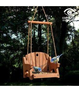 """Garten Vogelhaus """"Sunset Seat"""" aus England"""