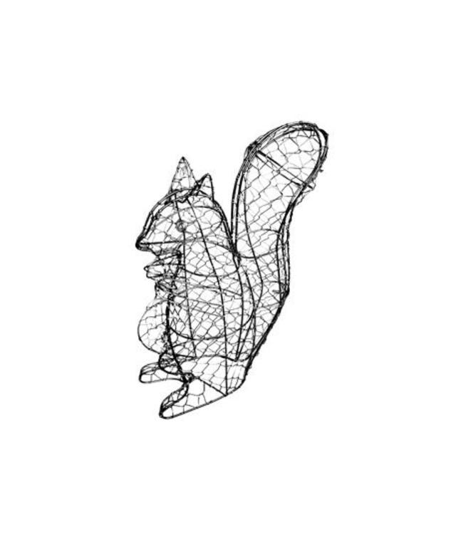 Burgon & Ball Formschnitt-Schablone Eichhörnchen