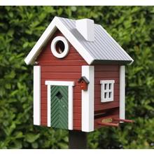 Wildlife Garden Multiholk Vogelhaus Schwedenkate