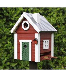Landhaus Multiholk Vogelhaus Schwedenkate