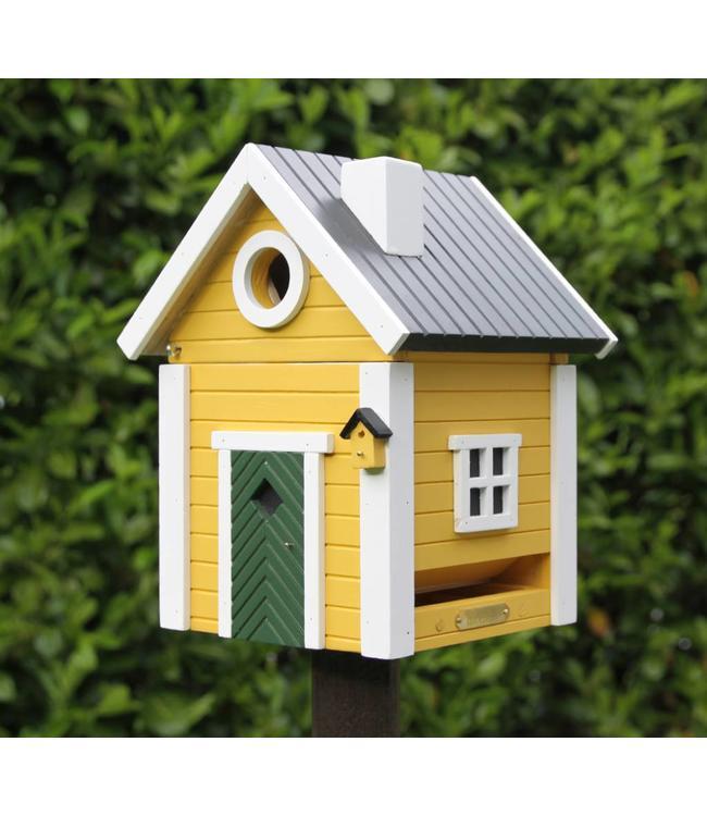 Wildlife Garden Multiholk Vogelhaus Villa
