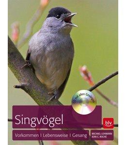 Singvögel Buch und CD