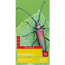 Gartenbücher Insekten - Treffsicher bestimmen in drei Schritten