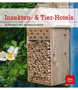 Gartenbücher Insekten- & Tier-Hotels