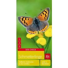 Gartenbücher Schmetterlinge - Treffsicher bestimmen in drei Schritten